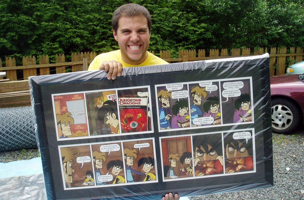 Happy Birthday Dan Bennett! (And me!)