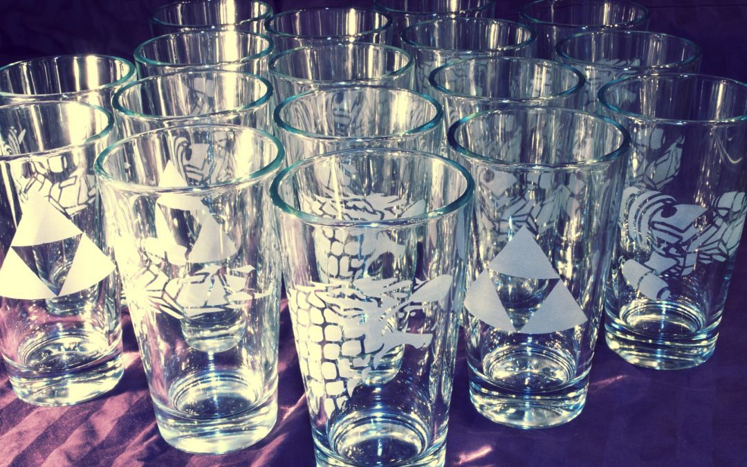 Geek Glassware Launching soon