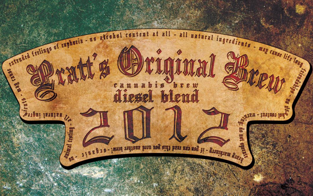 Pratt's Original Brew