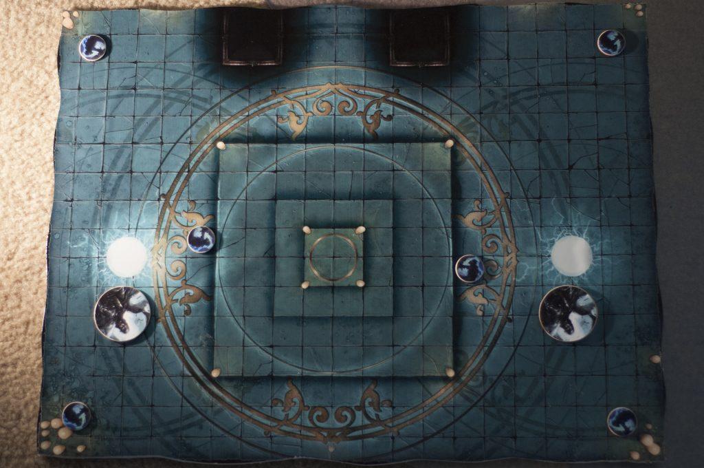 Salim's Summoning Chamber